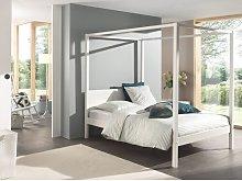 Elkins Four Poster Bed Frame Isabelle & Max