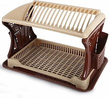 Elliana Dish Rack Belfry Kitchen Finish: