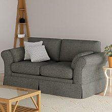 Ellie 2 Seater Sofa August Grove Upholstery: Grey