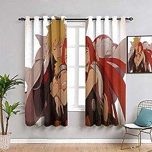 Elliot Dorothy Blackout Curtains for Bedroom
