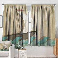 Elliot Dorothy Insulated Sunshade Curtain