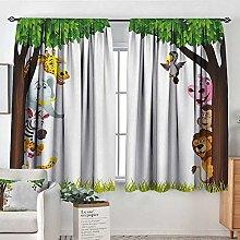 Elliot Dorothy Rod Pocket Drapes and Curtain