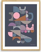 Eloise Renouf - 'Bits & Pieces' Wood