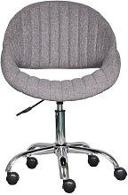 Elsine Desk Chair Mercury Row