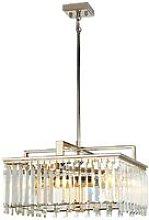 Elstead Aries - 4 Light Large Crystal Pendant