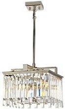 Elstead Aries - 4 Light Small Pendant Chandelier