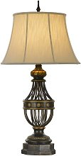 Elstead Augustine - 1 Light Table Lamp Antique