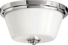 Elstead Avon - 2 Light Bathroom Flush Mount