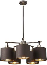 Elstead Balance - 5 Light Multi Arm Ceiling