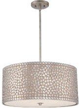 Elstead Confetti - 4 Light Large Round Ceiling