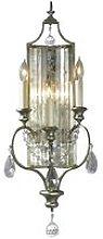 Elstead Gianna - 3 Light Indoor Candle Wall Light