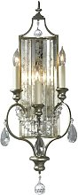 Elstead Gianna - 3 Light Indoor Candle Wall Light