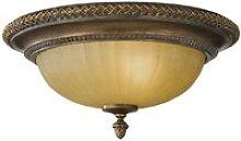 Elstead Kelham Hall - 2 Light Flush Ceiling Light