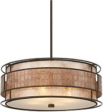 Elstead Laguna - 4 Light Ceiling Pendant