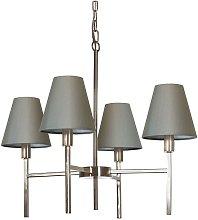 Elstead Lighting - Elstead - 4 Light Pendant