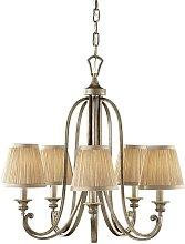 Elstead Lighting - Elstead Abbey - 5 Light Multi