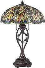 Elstead Lighting - Elstead Belle - 2 Light Tiffany