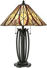 Elstead Lighting - Elstead Victory Tiffany Table
