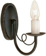 Elstead Minster - 1 Light Indoor Candle Wall Light