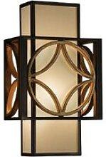 Elstead Remy - 1 Light Indoor Wall Light Gold,