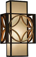 Elstead Remy - 1 Light Indoor Wall Light Gold,