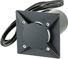 Elstead Rena Outdoor Square Recessed Ground Light