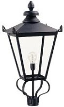 Elstead Wilmslow - 1 Light Outdoor Post Lantern