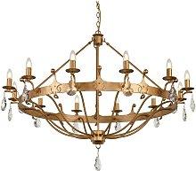 Elstead Windsor - 12 Light Pendant Chandelier -