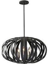 Elstead Woodstock - 6 Light Large Spherical Cage