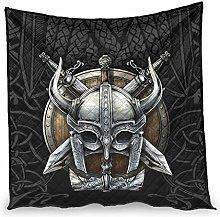 Elucassi Summer Quilts Viking Helmet Sword