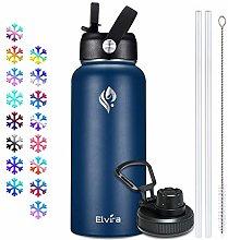 Elvira 32oz Vacuum Insulated Stainless Steel Water