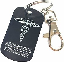 Emblems-Gifts Personalised Asperger's Syndrome