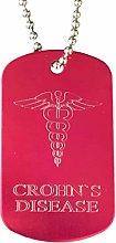 Emblems-Gifts Personalised Crohn's Disease