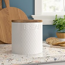 Embossed Bread Bin Typhoon