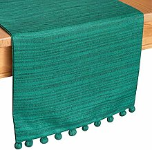 Emerald Green Dining Table Runners (13x48 inch,