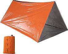 Emergency Tube Tent Survival Orange Shelter Rescue