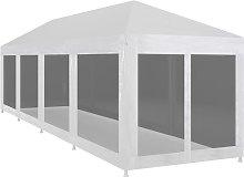 Emerie 12m x 3m Steel Party Tent by Dakota Fields