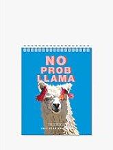 Emily Brooks Animal Slogans Desk Calendar 2021