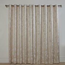Emma Barclay Butterfly Meadow Eyelet Curtain 66 X
