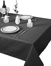 Emma Barclay Chequers Tablecloth, Polyester,