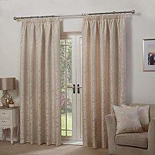 Emma Barclay Duchess Pencil Pleat Curtain 66 X 54