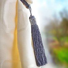 Emma Barclay Lifestyle Diamante Curtain Tie Back,