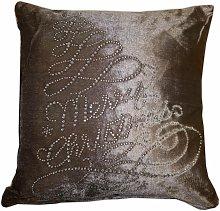 Emma Barclay Sparkling Merry Christmas Cushion