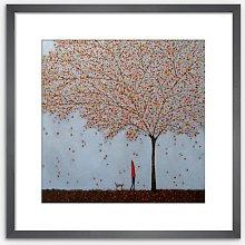 Emma Brownjohn - 'Between The Leaves' Wood