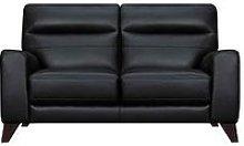 Emma Leather 2 Seater Sofa