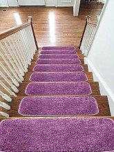 EMMAHOME New Luxury Microfiber Soft Carpet Stair