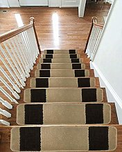 emmahome Simge Carpet Stair Treads NON-SLIP