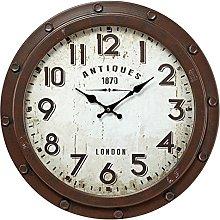 Emotion 34325 Antique Clock Diameter 47, Metal,