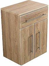 emotion Aurum-XL Bathroom Cabinet light oak