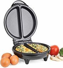 Emperial Deep Fill Omelette Maker – Dual